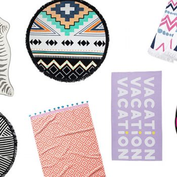 15 Fab Beach Blankets to Take on Your Honeymoon!