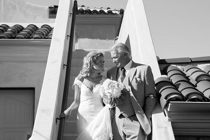 shabby chic california wedding 13