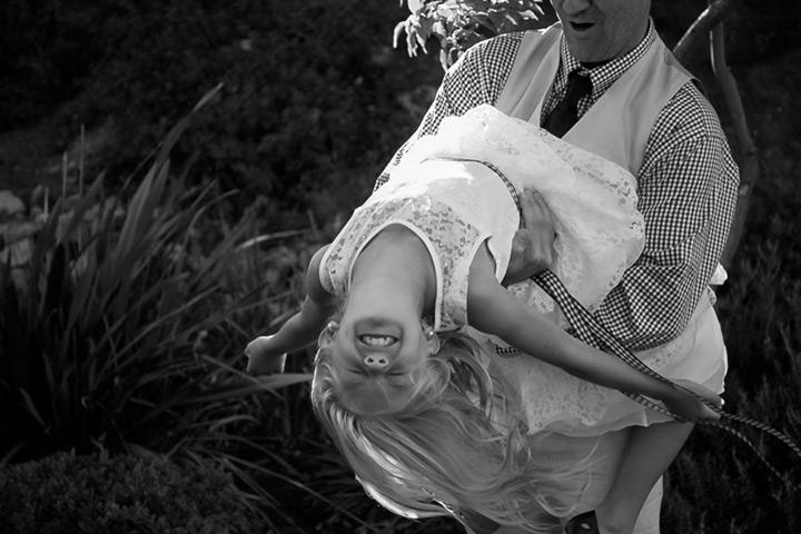 shabby chic california wedding 25
