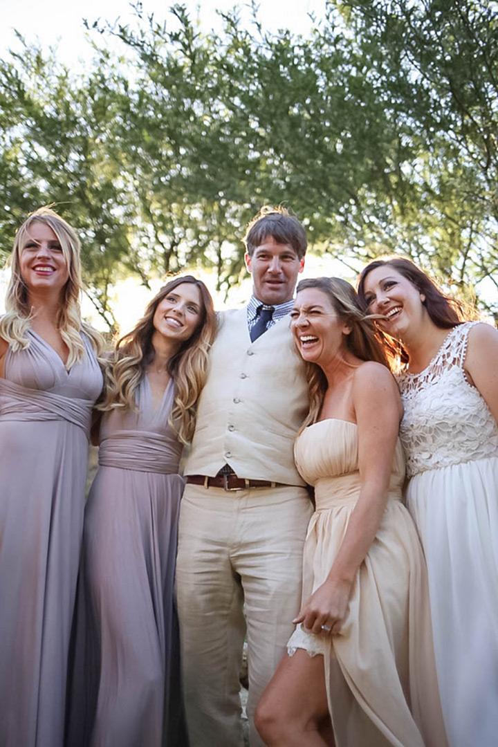shabby chic california wedding 26b