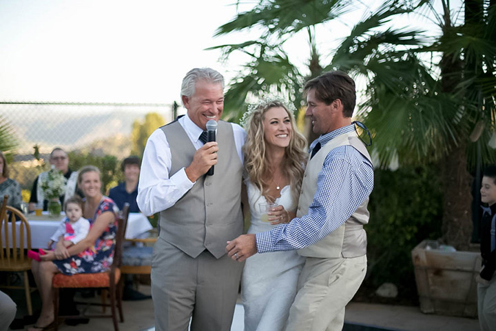 shabby chic california wedding 37