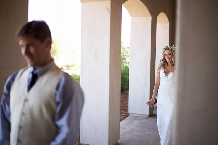shabby chic california wedding 7