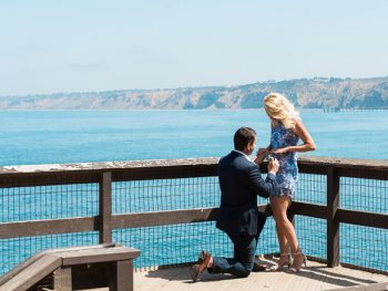 Surprise Proposal in La Jolla, CA