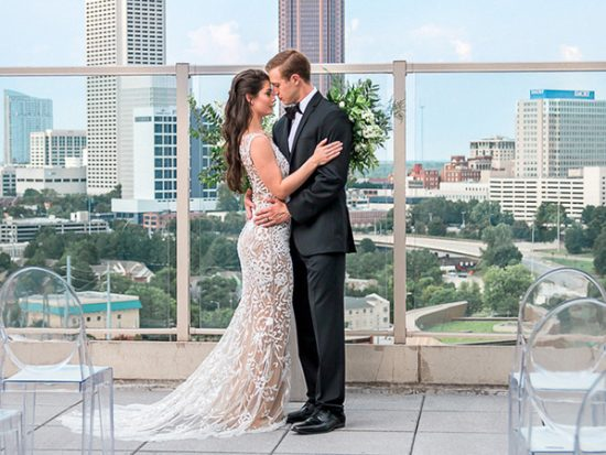 Who Wants to Get Married on a Rooftop?!