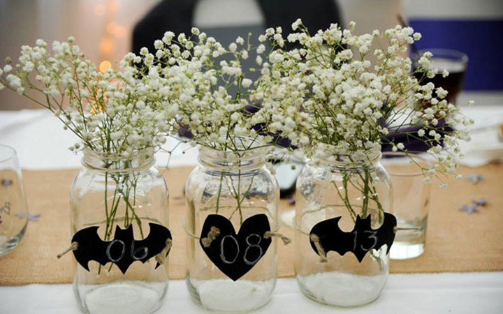How to Incorporate Batman into Your Wedding
