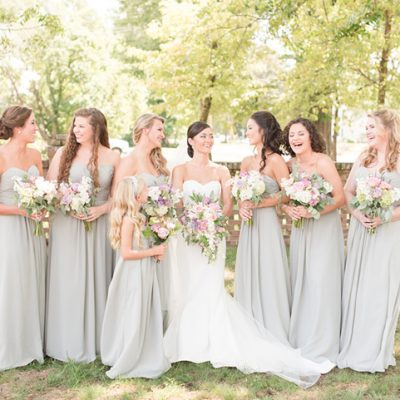Indulge in This Elegant South Carolina Country Club Wedding