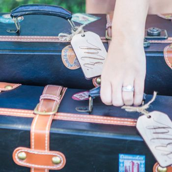 10 Luggage Tags You Need for Your Honeymoon