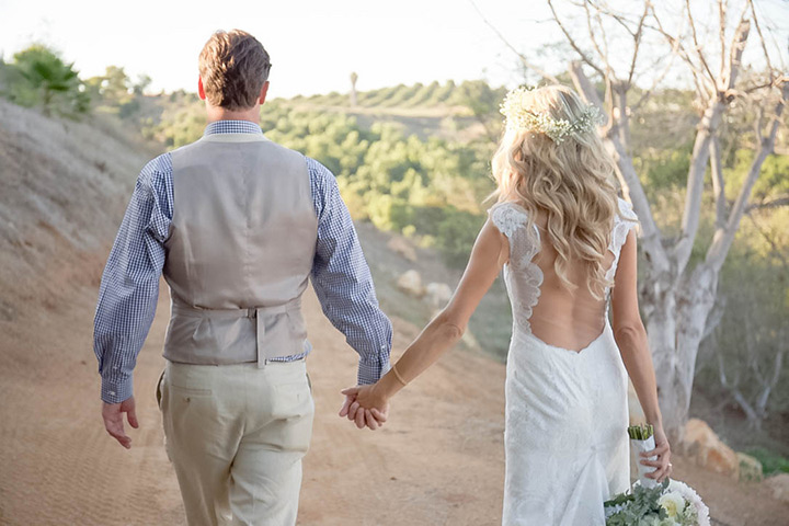 how to plan a boho wedding 1
