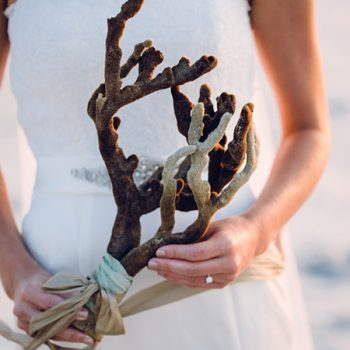 We Love This Alternative Bridal Bouquet!