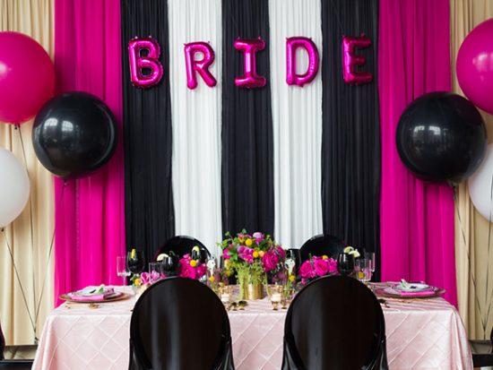 Kate Spade Inspired Bridal Shower