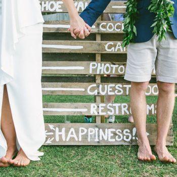 You've Never Seen a Backyard Wedding Like This!