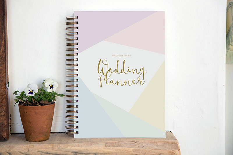 The best wedding planner books and organizers for 2018 bumps and this wedding planner can be customized and it guides you through the steps needed to plan your wedding in the wedding countdown section junglespirit Choice Image