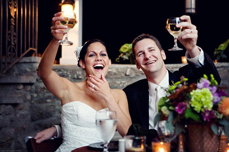 Moh wedding toast