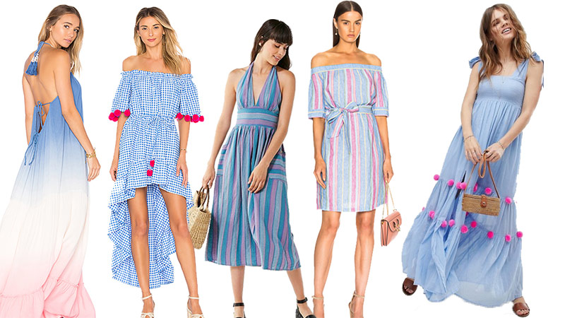 Gender Reveal Party Dress