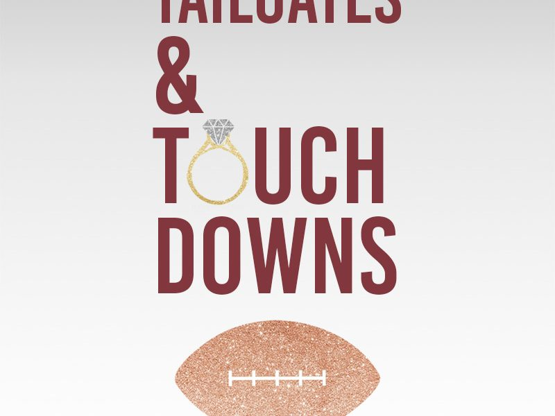 Tailgates and Touchdowns iPhone Wallpaper
