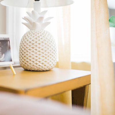 Hawaiian Themed Pineapple Nursery