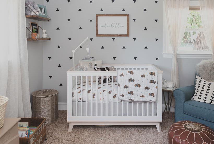 Beckett's Rustic Buffalo Nursery