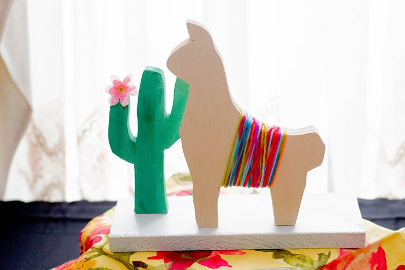 Let Me Be Your Llama Mama Baby Shower