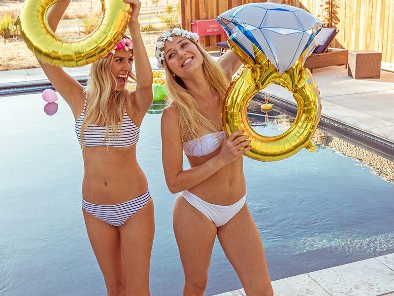 Bachelorette Pool Party Inspiration