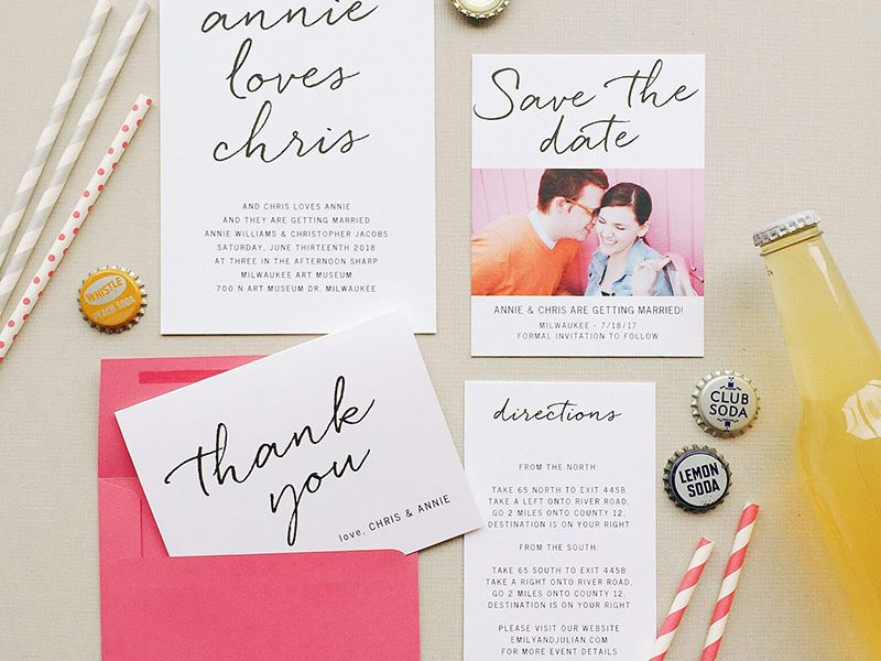 Talking Wedding Invitation Trends with Basic Invite