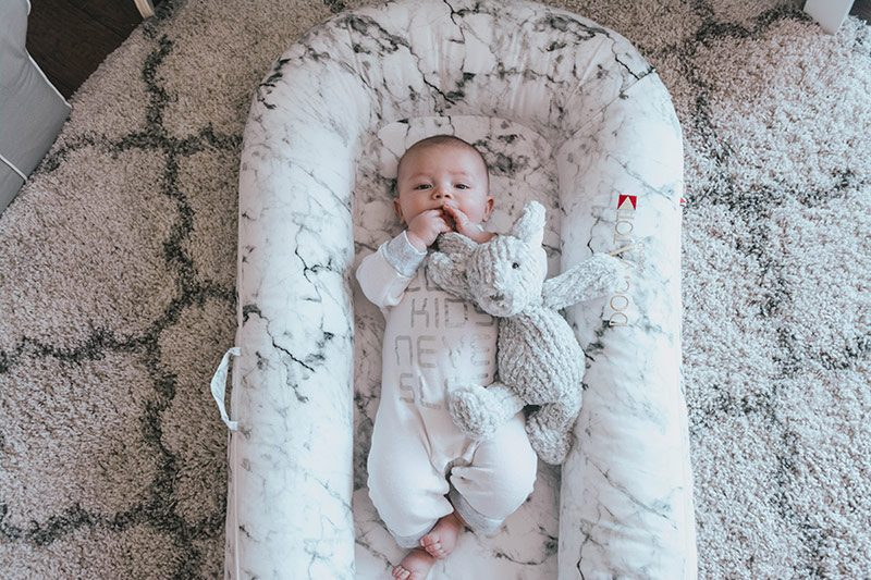 The Baby Item that Helps You Get Things Done; Like Sleep!