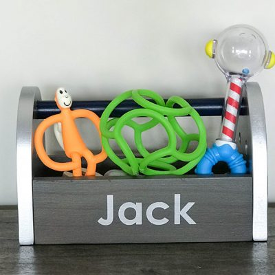 Our Favorite Baby Toys for 3 and 4 Month Olds
