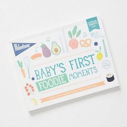 Baby's first foodie moments book