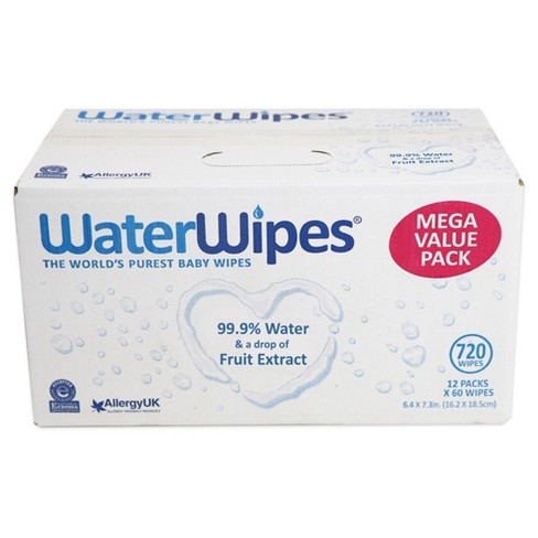 water wipes purest baby wipes