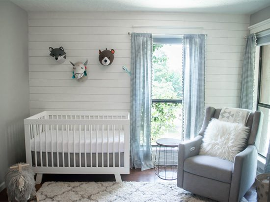 Things to Consider When Designing Your Nursery