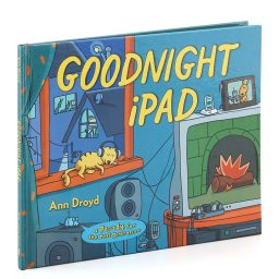 Goodnight iPad hardcover book