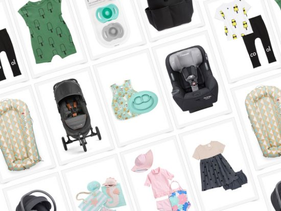 2018 Nordstrom Anniversary Sale Picks for Mom + Baby