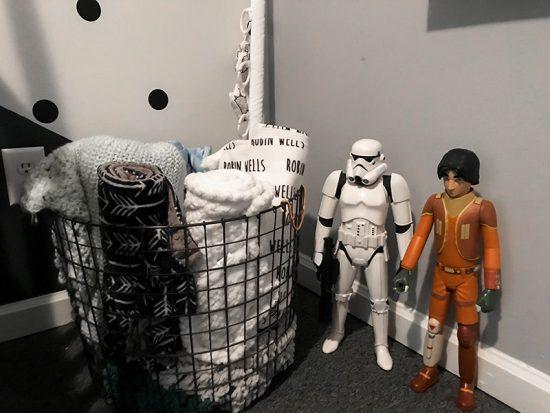 Feature Friday | Stars Wars Nursery
