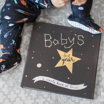 It's Not Too Late to Finish Your Baby's Memory Book