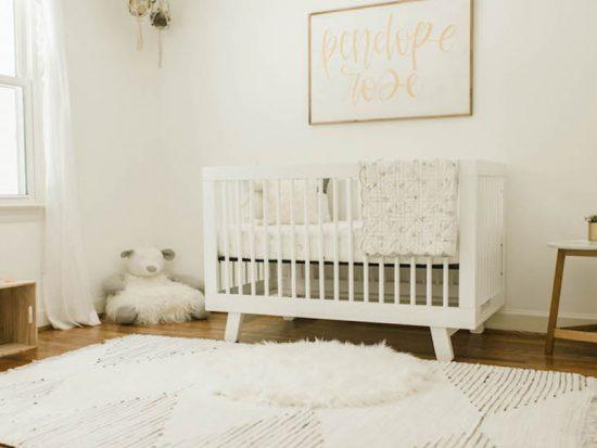 Penelope's Whimsical Woodland Inspired Nursery
