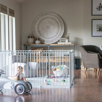 Tips for Creating an Attractive Baby-Friendly Living Room