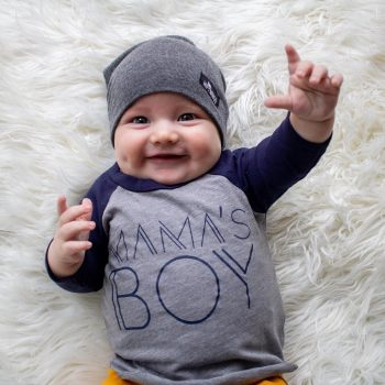 Stylish Baby of the Week: Miles