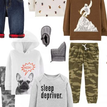 Time To Shop: Cyber Tuesday Picks From Carter's