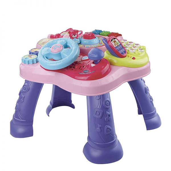 vtech magic start learning table