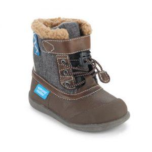 See Kai Run   Jack Shearling Lined Rain Boots